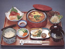 うな川定食 2,890円(税込)